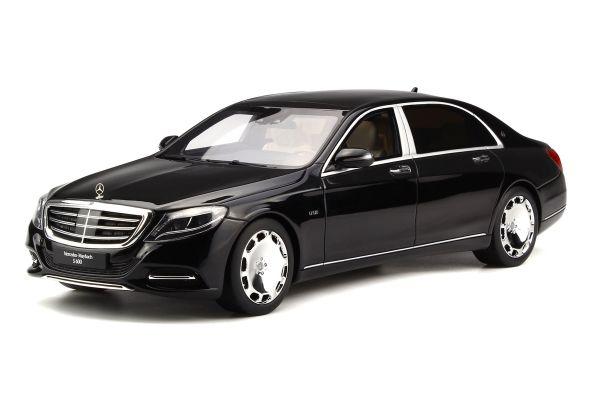 GT SPIRIT 1/18scale Mercedes Maybach S600  Black  [No.GTS162]
