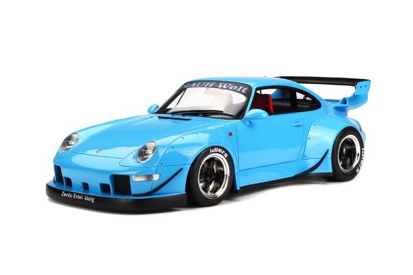 GT SPIRIT 1/12scale RWB 993 Baby Blue [No.GTS167]