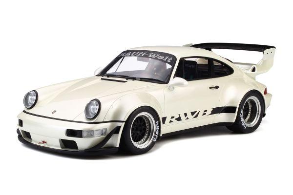 GT SPIRIT 1/12scale RWB 964 (Pearl White)  [No.GTS173]