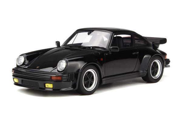 GT SPIRIT 1/18scale Porsche 911 Turbo S Black [No.GTS178]