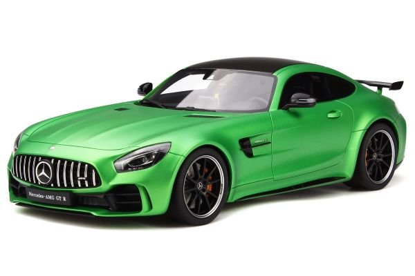 GT SPIRIT 1/18scale Mercedes AMG GT R (Green) [No.GTS179]