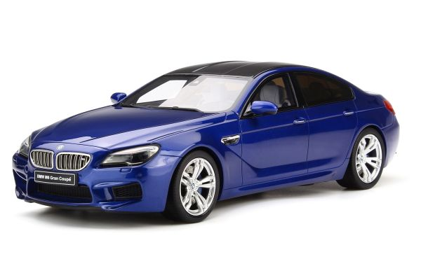 GT SPIRIT 1/18scale BMW M6 Grand Coupe Blue [No.GTS184]