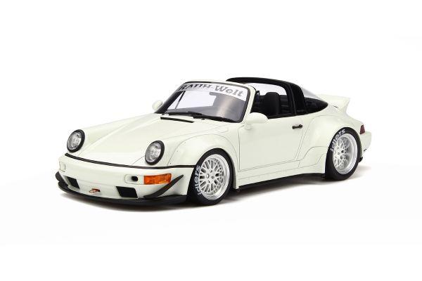 GT SPIRIT 1/18scale RWB 964 Targa White [No.GTS188]
