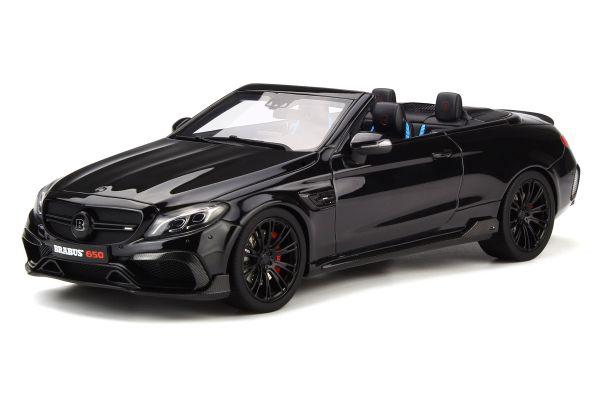 GT SPIRIT 1/18scale Bravus 650 (Black) [No.GTS206]