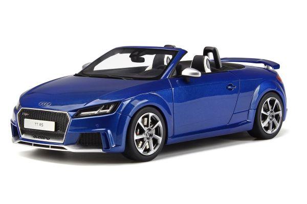 GT SPIRIT 1/18scale Audi TT RS Roadster (Blue)  [No.GTS209]
