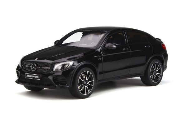 GT SPIRIT 1/18scale Mercedes AMG GLC 43 Coupe (Black)  [No.GTS229]
