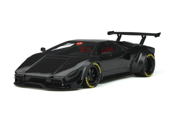 GT SPIRIT 1/18scale KHYZYL SALEEM HURATACH(Dark Gray)  [No.GTS234]