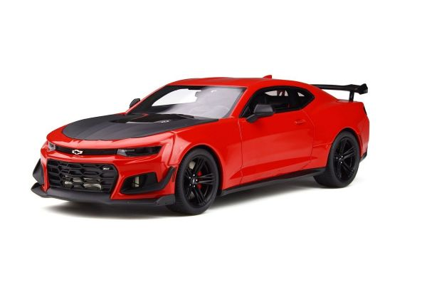 GT SPIRIT 1/18scale Chevrolet Camaro ZL1 1LE (Red)  [No.GTS241]