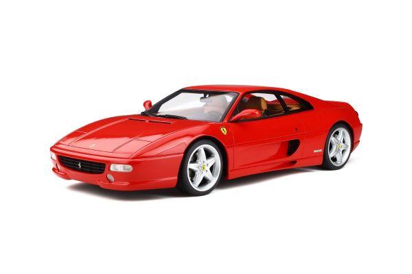 GT SPIRIT 1/12scale Ferrari F355 Berlinetta (Red)  [No.GTS242]