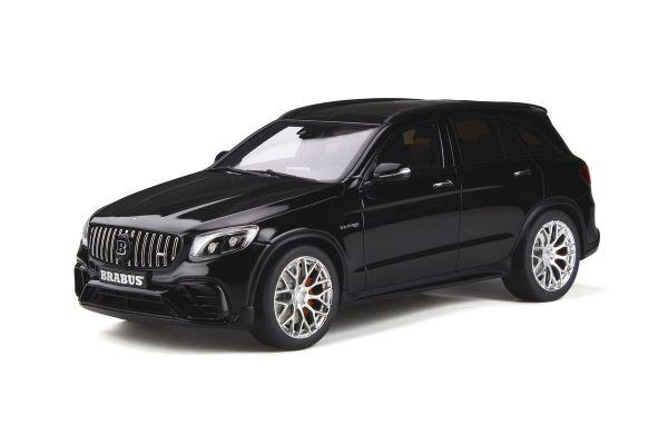 GT SPIRIT 1/18scale Brabus 600 (Black)  [No.GTS252]