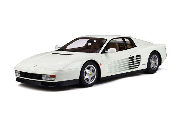 GT SPIRIT 1/12scale Ferrari Testarossa (White)  [No.GTS258]