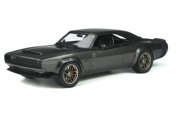 GT SPIRIT 1/18scale Dodge Supercharger concept (gray metallic)  [No.GTS272]