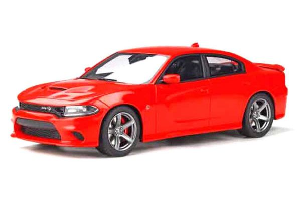 GT SPIRIT 1/18scale Dodge Charger SRT Hellcat (Red)  [No.GTS280]