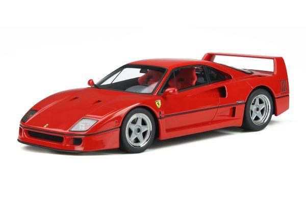 GT SPIRIT 1/18scale Ferrari F40 (Red)  [No.GTS291]