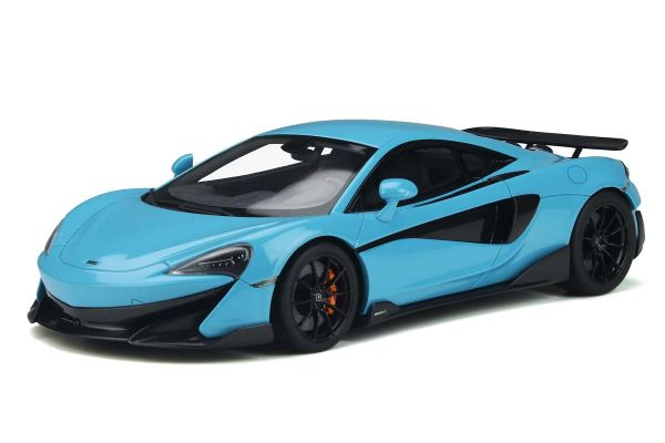 GT SPIRIT 1/18scale McLaren 600 LT (Blue)  [No.GTS310]