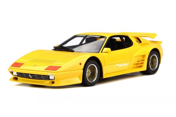 GT SPIRIT 1/18scale Koenig-Special 512 BBi Turbo (Yellow)   [No.GTS702]