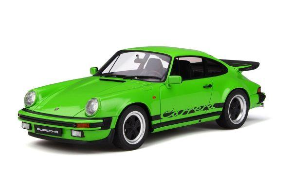 GT SPIRIT 1/18scale Porsche 911 3.2 Carrera (Green)  [No.GTS740]