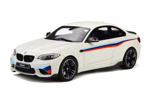 GT SPIRIT 1/18scale BMW M2 (White)  [No.GTS758]