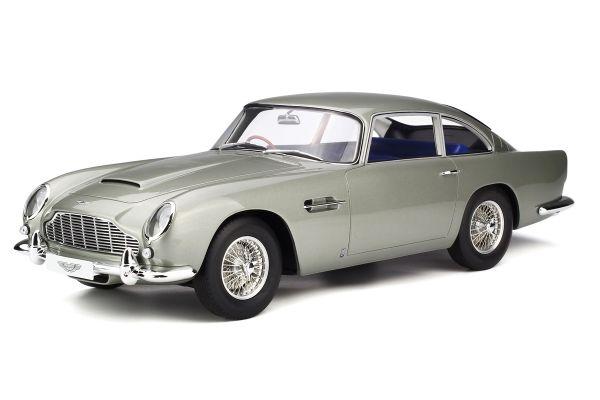GT SPIRIT 1/12scale Aston martin DB5 Silve /Blue Interior  [No.GTS765]