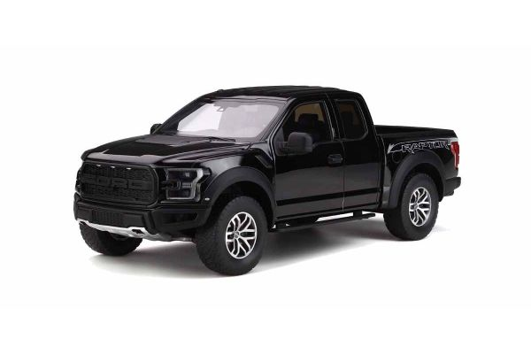 GT SPIRIT 1/18scale Ford Raptor F150 (black)  [No.GTS781]