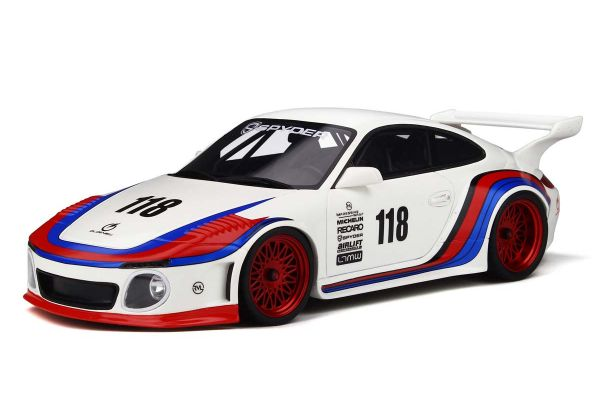 GT SPIRIT 1/18scale Old&New Body Kit (White / Blue / Red)  [No.GTS796]