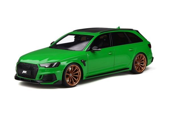 GT SPIRIT 1/18scale ABT RS4+ (Green)  [No.GTS798]