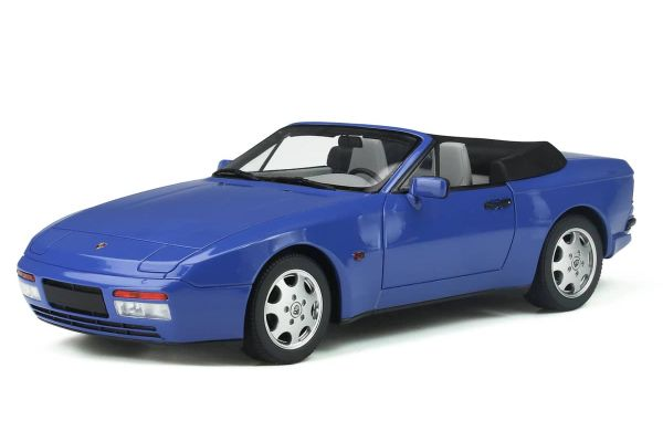 GT SPIRIT 1/18scale Porsche 944 Turbo S2 (Blue)  [No.GTS804]