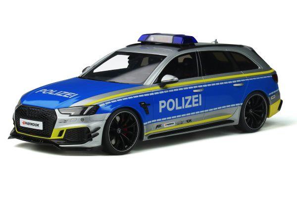 GT SPIRIT 1/18scale Apt RS4-R Avant (Police)  [No.GTS817]