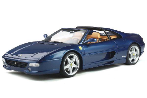 GT SPIRIT 1/12scale Ferrari F355 GTS (Blue)  [No.GTS833]