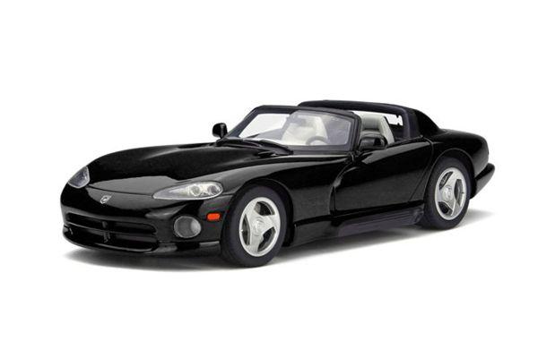 GT SPIRIT 1/18scale Dodge Viper RT/10 Black [No.GTS003US]