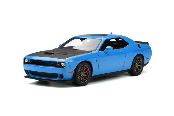 GT SPIRIT 1/18scale Dodge Challenger SRT Hellcat (Blue)  [No.GTS006US]