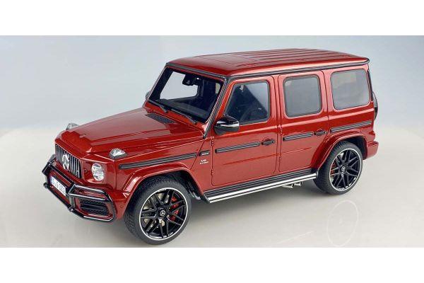 GT SPIRIT 1/18scale Mercedes AMG G63 (Metallic Red) Overseas Exclusive  [No.GTS010C]
