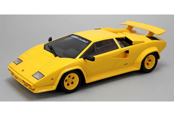 GT SPIRIT 1/18scale Koenig Special Countach Turbo Yellow [No.GTS010KJ]