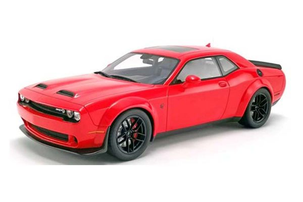 GT SPIRIT 1/18scale Dodge Challenger SRT Hellcat Redeye (Red) US Exclusive  [No.GTS019US]