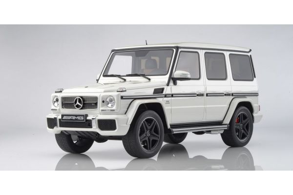 GT SPIRIT 1/12scale Mercedes Benz G65 AMG (White)  [No.GTS025KJ]