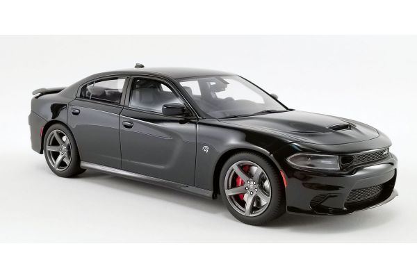 GT SPIRIT 1/18scale Dodge Charger SRT Hellcat (Black)  [No.GTS025US]