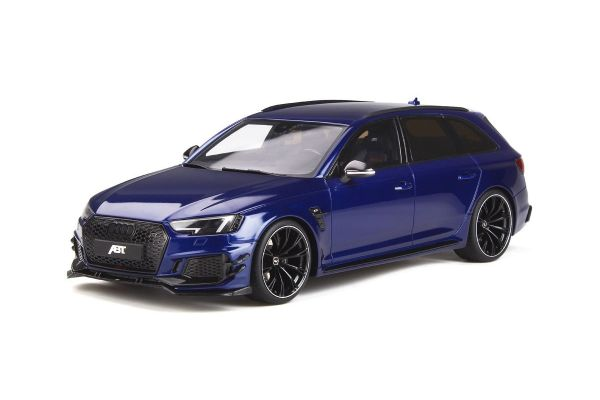 GT SPIRIT 1/18scale ABT RS4-R (Blue)  [No.GTS031KJ]