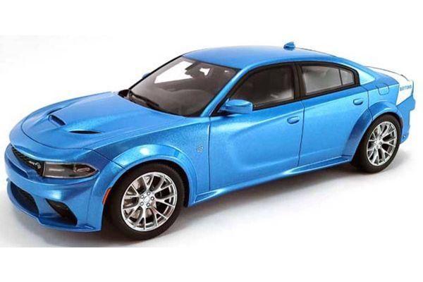 GT SPIRIT 1/18scale Dodge Charger SRT Hellcat Wide Body Daytona 50th Anniversary Edition (Blue)  [No.GTS031US]