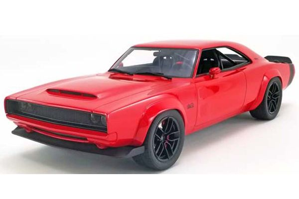 GT SPIRIT 1/18scale Dodge Supercharger Concept (Red) US Exclusive  [No.GTS036US]