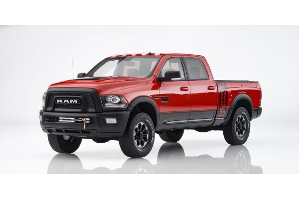 GT SPIRIT 1/18scale RAM 2500 Power Wagon (Red)  [No.GTS224]