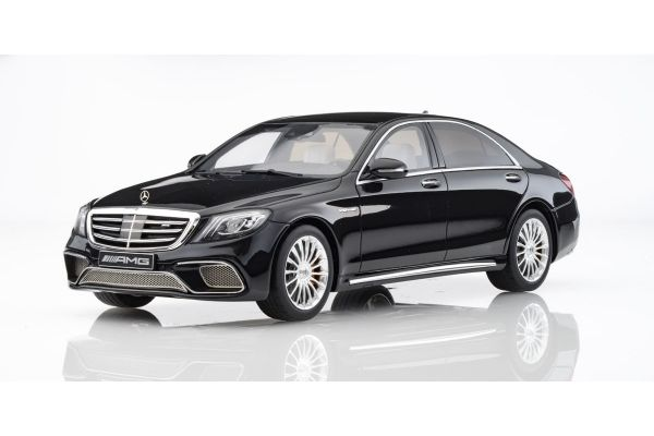 GT SPIRIT 1/18scale Mercedes AMG S65 Phase II (black)  [No.GTS228]