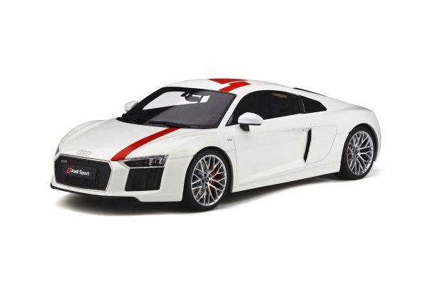 GT SPIRIT 1/18scale Audi R8 V10 RWS (White)  [No.GTS247]