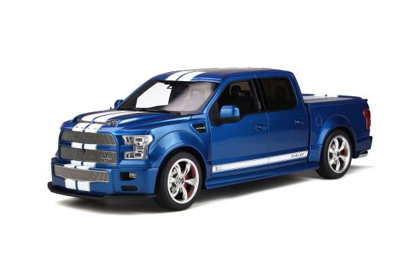 GT SPIRIT 1/18scale Shelby F150 Super Snake (Blue / White)  [No.GTS262]