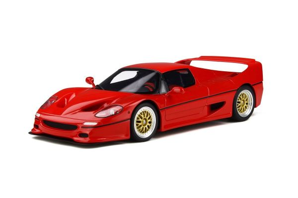 GT SPIRIT 1/18scale Koenig Specials F50 (Red)  [No.GTS267]