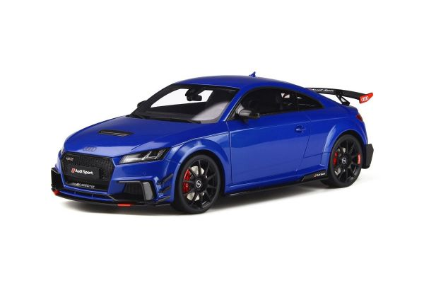 GT SPIRIT 1/18scale Audi TT RS Performance Parts (Blue)  [No.GTS269]