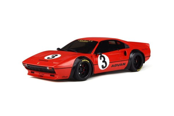GT SPIRIT 1/18scale LB★WORKS 308 (Red)  [No.GTS270]