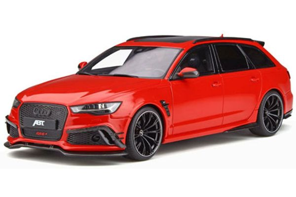 GT SPIRIT 1/18scale ABT RS6+ (Red)  [No.GTS736]