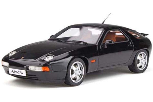 GT SPIRIT 1/18scale Porsche 928 GTS (Black) [No.GTS738]