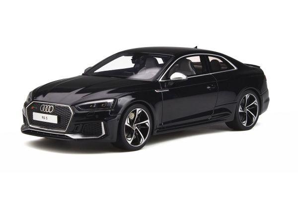 GT SPIRIT 1/18scale Audi RS5 Coupe (Black)  [No.GTS751]