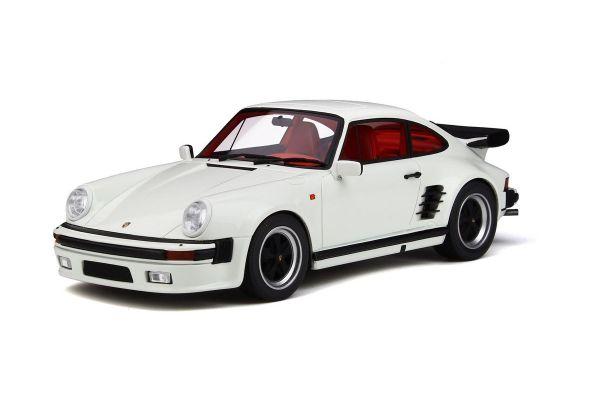 GT SPIRIT 1/18scale Porsche 911 Turbo S (White)  [No.GTS786]